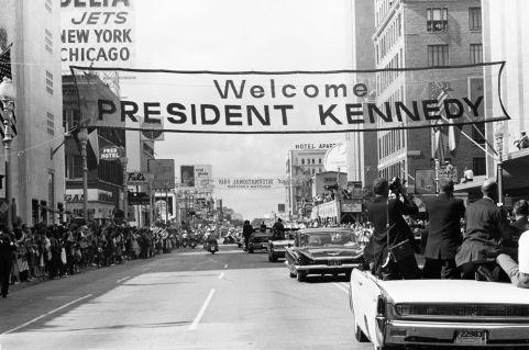 JFK Banner