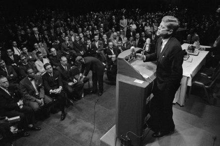 JFK Ministerial